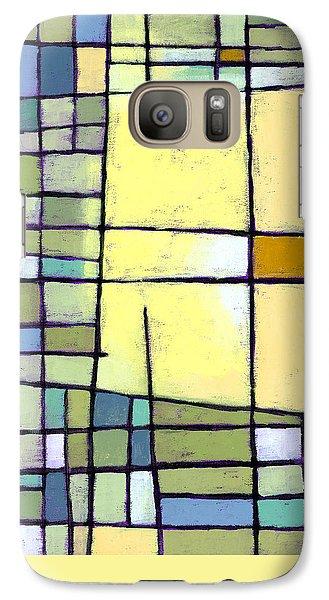 Lemon Galaxy S7 Case - Lemon Squeeze by Douglas Simonson