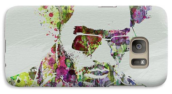 Lenny Kravitz 2 Galaxy S7 Case by Naxart Studio