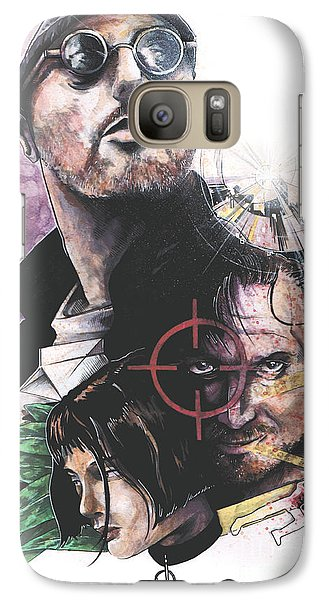Leon The Professional Galaxy S7 Case