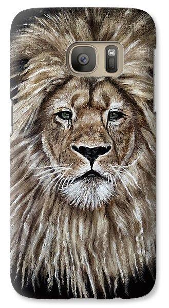 Leonardo Galaxy S7 Case