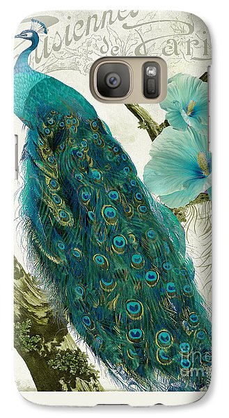 Les Paons Galaxy S7 Case