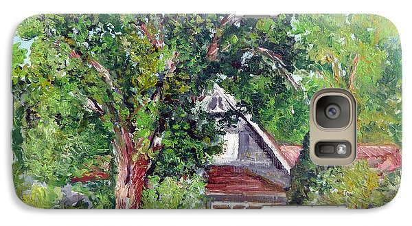 Lesher Homestead Boulder Co Galaxy S7 Case
