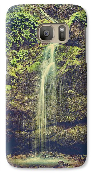 Galaxy Case featuring the photograph Let Me Live Again by Laurie Search