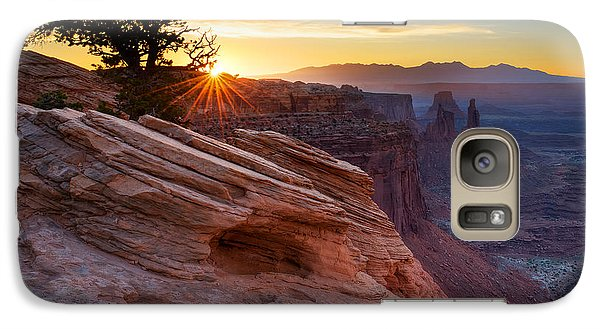 Galaxy Case featuring the photograph Let There Be Light by Dan Mihai