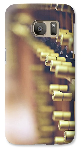 Galaxy Case featuring the photograph Let's Crack One Open by Trish Mistric