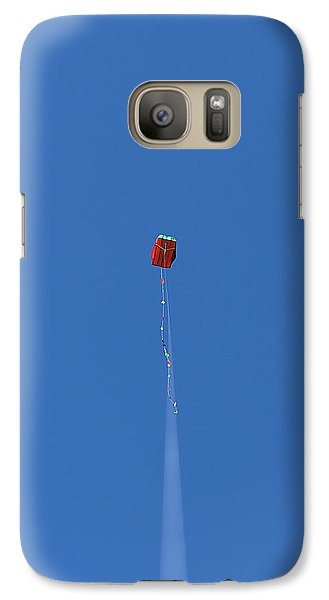 Galaxy Case featuring the photograph Let's Go Fly A Kite by Greg Simmons
