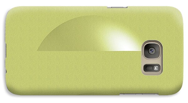 Galaxy Case featuring the tapestry - textile Levity by Tom Druin