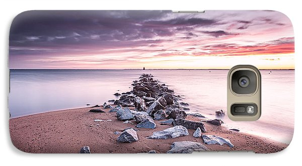 Galaxy Case featuring the photograph Liberate Inanimate Objects by Edward Kreis