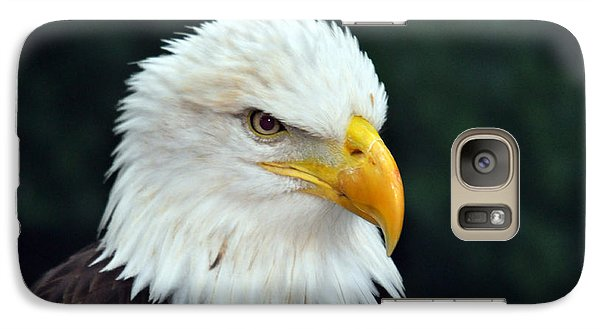 Galaxy Case featuring the photograph Liberty Watching Two by Teresa Blanton