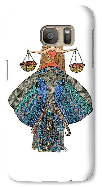 Libra Galaxy S7 Case