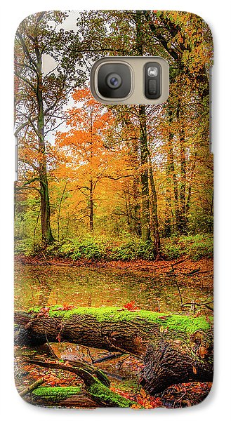 Galaxy Case featuring the photograph Life Cycle by Dmytro Korol