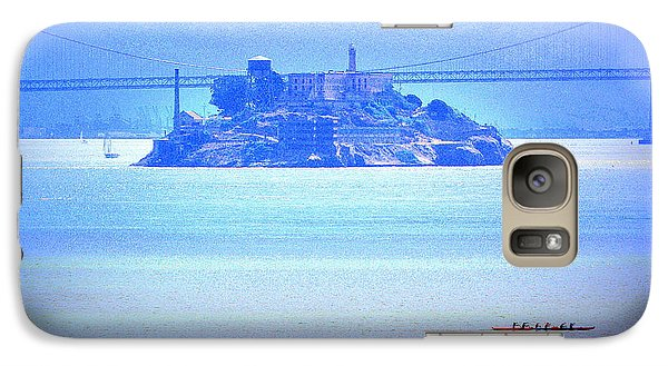 Galaxy Case featuring the photograph Life Goes On by Barbara Dudley