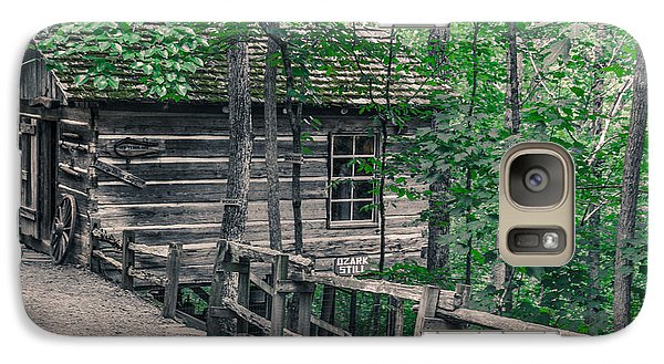 Galaxy Case featuring the photograph Life In The Ozarks by Annette Hugen