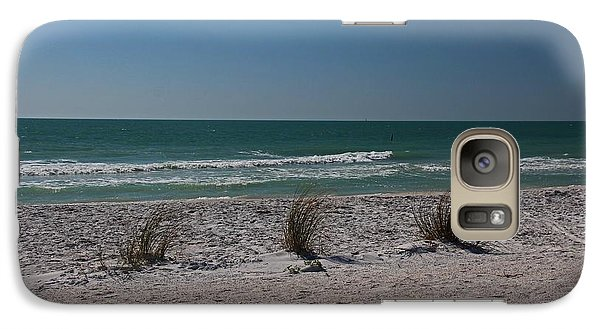 Galaxy Case featuring the photograph Life's A Beach by Michiale Schneider
