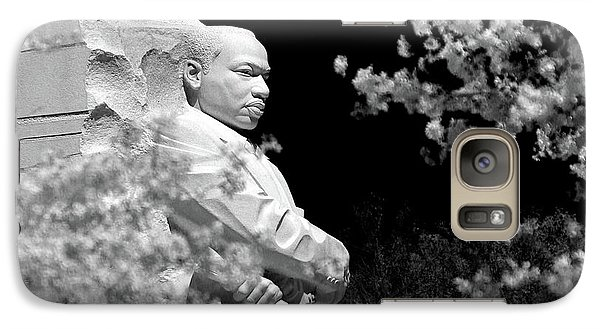 Galaxy Case featuring the photograph Light And Love by Mitch Cat