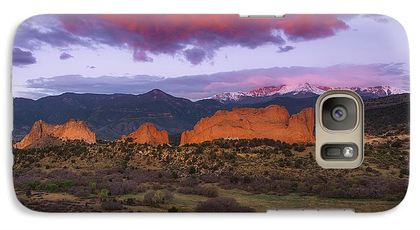 Galaxy Case featuring the photograph Light Of The Sun by Tim Reaves