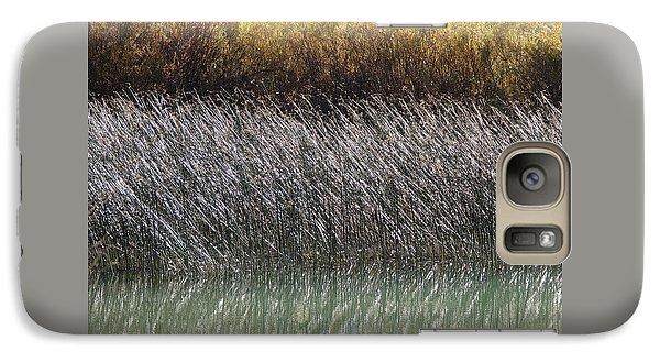 Light On The Pond Galaxy S7 Case