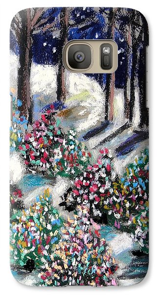 Galaxy Case featuring the painting Lighted Path by John Williams