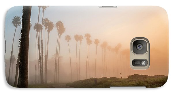 Galaxy Case featuring the photograph Lighter Longer by Sean Foster