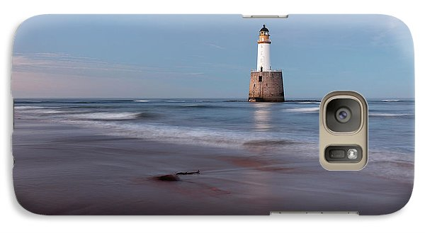 Galaxy Case featuring the photograph Lighthouse by Grant Glendinning