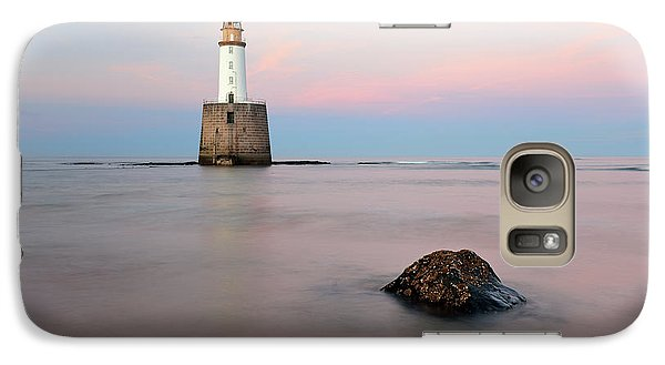 Galaxy Case featuring the photograph Lighthouse Rattray by Grant Glendinning