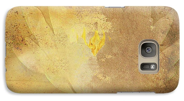 Galaxy Case featuring the photograph Lights On Lily by Traci Cottingham