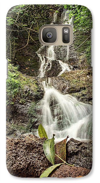 Galaxy Case featuring the photograph Likeke by Heather Applegate