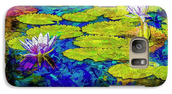 Galaxy Case featuring the photograph Lilly by Paul Wear