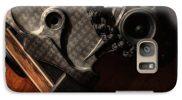 Galaxy Case featuring the photograph Limb Pocket by Tim Nichols