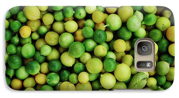 Limes Galaxy S7 Case