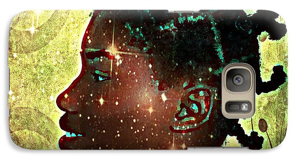 Galaxy Case featuring the photograph Limitless by Iowan Stone-Flowers