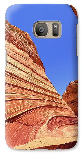 Galaxy Case featuring the photograph Lines by Chad Dutson