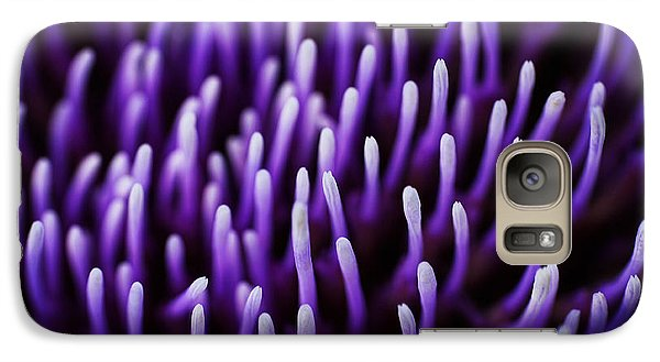 Artichoke Galaxy S7 Case - Lines by Zoltan Toth