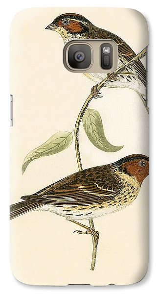 Little Bunting Galaxy S7 Case