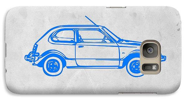 Beetle Galaxy S7 Case - Little Car by Naxart Studio