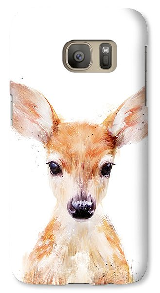 Little Deer Galaxy S7 Case
