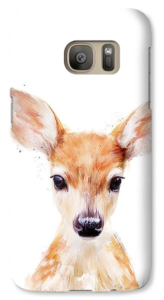 Galaxy S7 Case - Little Deer by Amy Hamilton