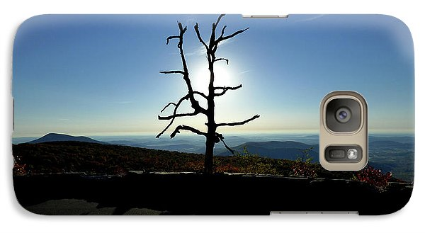 Galaxy Case featuring the photograph Little Devil Stairs Overlook by Robert Geary