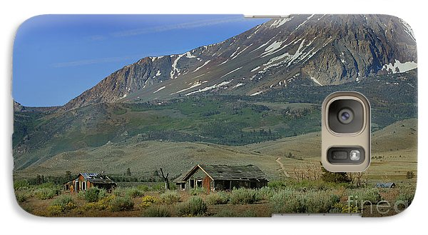 Galaxy Case featuring the photograph Little House  by Joseph G Holland