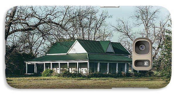 Galaxy Case featuring the photograph Little House On The Prairie by Kim Hojnacki