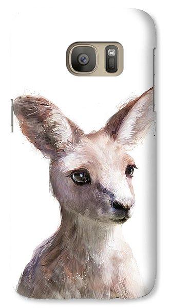 Portraits Galaxy S7 Case - Little Kangaroo by Amy Hamilton