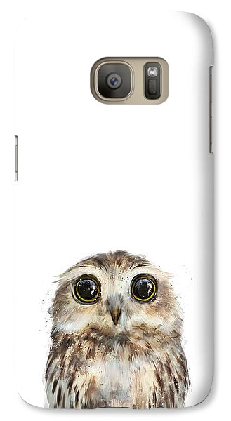 Little Owl Galaxy S7 Case