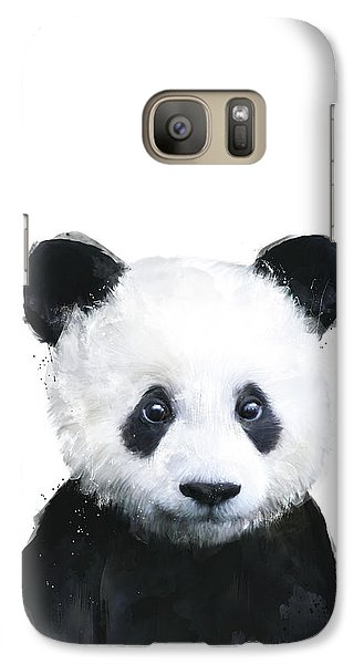 Galaxy S7 Case - Little Panda by Amy Hamilton