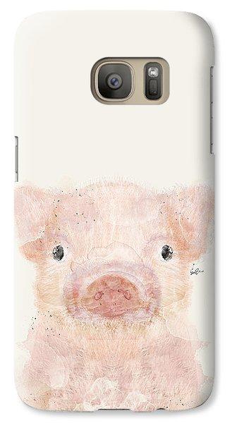 Little Pig Galaxy S7 Case