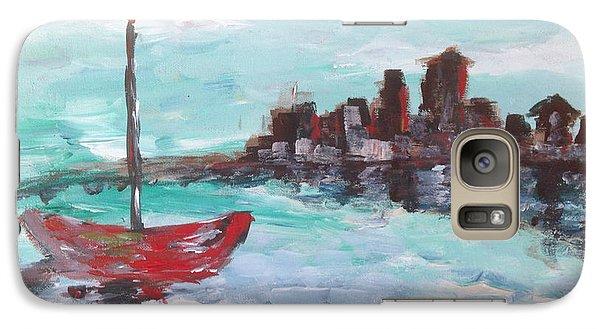 Coast Galaxy Case by Roxy Rich