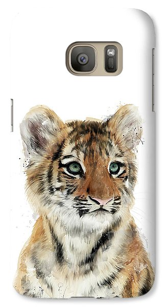 Little Tiger Galaxy S7 Case