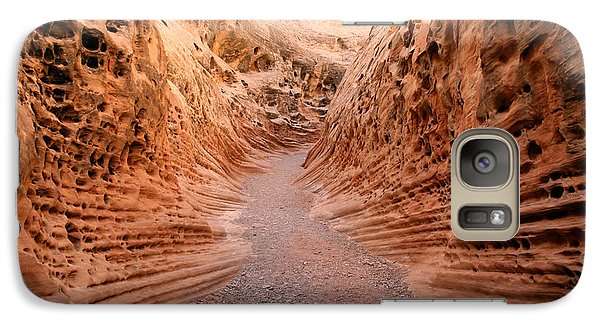 Galaxy Case featuring the photograph Little Wild Horse Canyon by Andrew Serff
