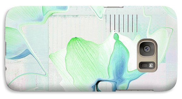 Galaxy Case featuring the photograph Live N Love - Absf15 by Variance Collections