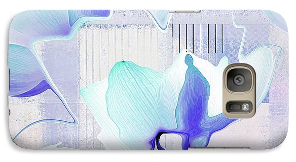 Galaxy Case featuring the photograph Live N Love - Absf43 by Variance Collections