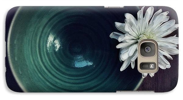 Flowers Galaxy S7 Case - Live Simply by Priska Wettstein